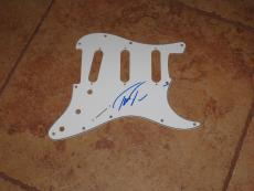 Tina Turner Signed Pickguard Authentic Autograph Proud Mary River Deep Coa