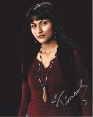 "TINSEL KOREY as EMILY YOUNG in the TWILIGHT SAGA ""NEW MOON and ECLIPSE"" Signed 8x10 Color Photo"