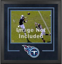Tennessee Titans Deluxe 16'' x 20'' Horizontal Photograph Frame with Team Logo - Mounted Memories