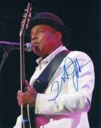 TITO JACKSON signed (MICHAEL JACKSON 5) Music 8X10 photo *MOTOWN* W/COA #1