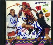 TLC Group Rare Autographed Signed CD Certified Authentic PSA/DNA COA