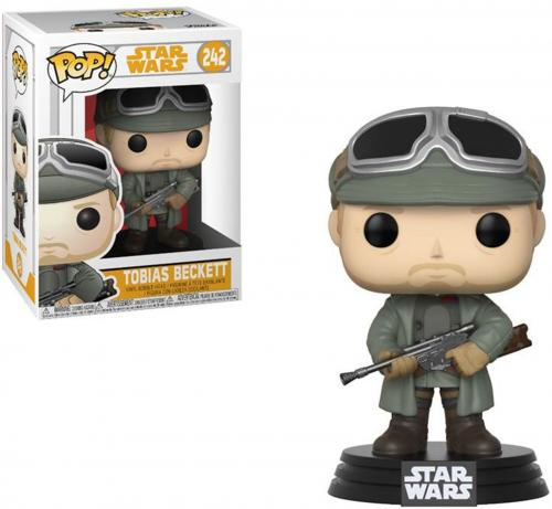 Tobias Beckett Star Wars #242 Funko Pop!