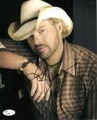 Toby Keith Autographed Country Music 8×10 Photo – JSA