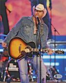 TOBY KEITH AUTOGRAPHED SIGNED COUNTRY STAR BAS COA 8X10 PHOTO psa