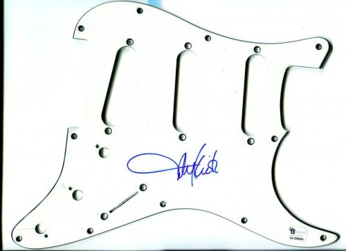 Toby Keith Country Music Singer Signed Autograph Guitar Pickguard COA