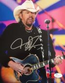 TOBY KEITH (Country Star) authentic autograph signed 8x10 photo-JSA R75581