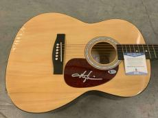 Toby Keith Sexy IP Signed Autographed Country Music Guitar PSA Certified