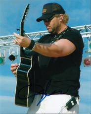 TOBY KEITH signed (AMERICAN SOLDIER) COUNTRY MUSIC 8X10 photo W/COA #2