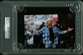 Toby Keith Signed Country Music 4x6 Photo Autographed PSA/DNA Slabbed