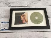 Toby Keith Signed How Do You Like Me Now CD Cover Framed Beckett BAS COA a