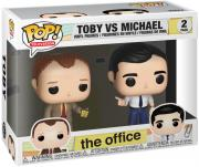 Toby & Michael The Office Funko Pop! Figurine 2-Pack