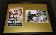 Todd Phillips Signed Framed 16x20 Photo Display AW The Hangover