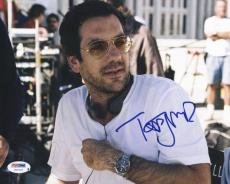 Todd Phillips The Hangover Signed 8X10 Photo PSA/DNA #U65929