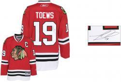 Toews, Jonathan Auto (bhawks) (red Ccm Premier)jrsy
