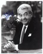 Tom Bosley Mr. Cunningham Happy Days Signed Autographed 8x10 Photo W/ Coa