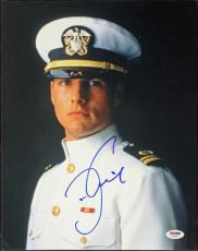 Tom Cruise A Few Good Men Signed 11X14 Photo PSA/DNA #T34667