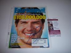 Tom Cruise Actor,entertainment Weekly Jsa/coa Signed 8x10 Photo