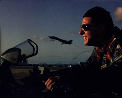 Tom Cruise Autographed 16x20 Top Gun Poster Photo Exact Video Proof