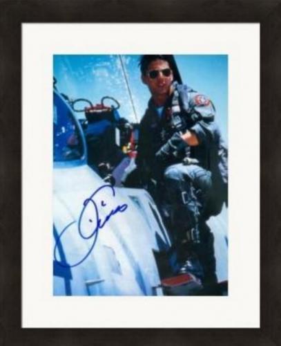 Tom Cruise autographed 8x10 photo (Top Gun) Image #SC3
