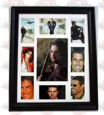 TOM CRUISE Autographed Last Samurai Framed Signed Photo Display