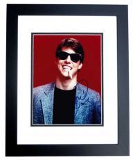 Tom Cruise Signed - Autographed RISKY BUSINESS 8x10 Photo BLACK CUSTOM FRAME