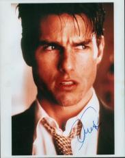 Tom Cruise Autographed Signed 11x14 Photo UACC RD COA AFTAL