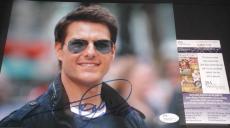 Tom Cruise Autographed Signed 8x10 JSA COA B