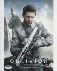 Tom Cruise Autographed Signed 8x10 Photo Authentic PSA/DNA AFTAL COA