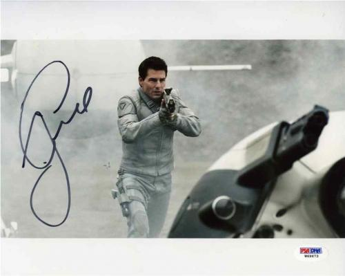 Tom Cruise Autographed Signed 8x10 Photo Certified Authentic PSA/DNA !