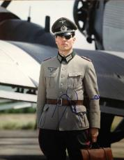 Tom Cruise Autographed Valkyrie 11x14 Photo