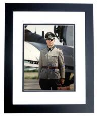 Tom Cruise Autographed Valkyrie 11x14 Photo BLACK CUSTOM FRAME