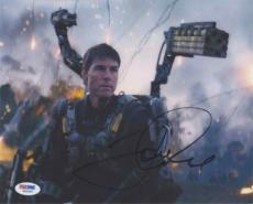 Tom Cruise Edge of Tomorrow Autographed Signed 8x10 Photo Certified PSA/DNA COA