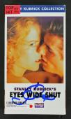 Tom Cruise Eyes Wide Shut Signed VHS Autographed PSA/DNA #X12733
