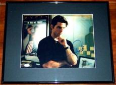Tom Cruise Hand Signed Autographed 11x14 Photo JSA COA