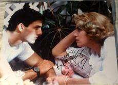 "Tom Cruise & Kelly Mcgillis Signed Autograph ""top Gun"" Classic Image 11x14 Photo"