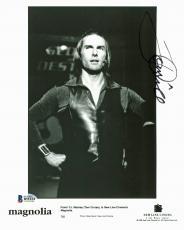 Tom Cruise Magnolia Signed 8X10 Photo Autographed BAS #B51624