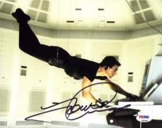 Tom Cruise Mission Impossible Autographed Signed 8x10 Photo Authentic PSA/DNA