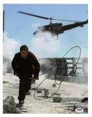 Tom Cruise Mission Impossible Signed 11x14 Photo Psa/dna #t76174