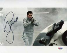 TOM CRUISE Oblivion Autographed Signed 8x10 Photo Certified Authentic PSA/DNA