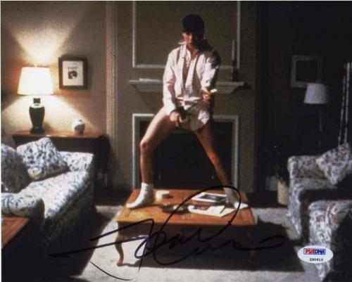 Tom Cruise Risky Business Autographed Signed 8x10 Photo Certified PSA/DNA COA