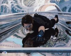Tom Cruise SIGNED 11x14 Photo Ethan Hunt Mission: Impossible PSA/DNA AUTOGRAPHED