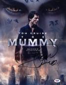 Tom Cruise SIGNED 11x14 Photo Nick Morton The Mummy RARE PSA/DNA AUTOGRAPHED