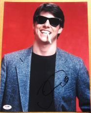 Tom Cruise signed 11x14 photo Risky Business PSA/DNA autograph