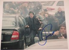 Tom Cruise Signed 8x10 Photo Autograph Mission Impossible Cocktail Top Gun Coa C