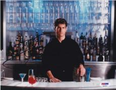 Tom Cruise Signed 8x10 Photo Autograph Mission Impossible Cocktail Top Gun Psa D