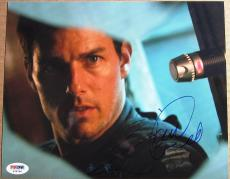 Tom Cruise signed 8x10 photo PSA/DNA autograph