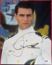 Tom Cruise signed 8x10 photo PSA/DNA autograph A Few Good Men