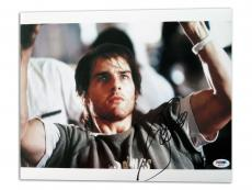 Tom Cruise Signed Authentic Autographed 11x14 Photo (PSA/DNA) #Q33717