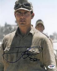Tom Cruise Signed Authentic Autographed 8x10 Photo (PSA/DNA) #W35102