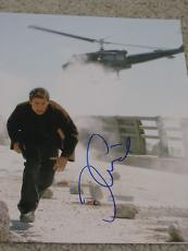 TOM CRUISE SIGNED AUTOGRAPH 8x10 MISSION IMPOSSIBLE NYC